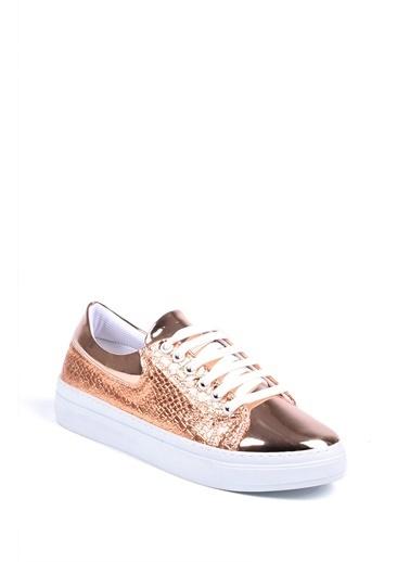 Sapin Sneaker Ayakkabı Bronz